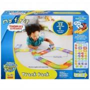 Mattel il trenino thomas set di binari-pista giocattolo 1-5 anni frf53 (solo pista no-macchinine)
