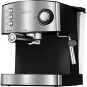 Espressor de cafea MPM,MKW-06M, Presiune 20 Bari, Putere 1000 W, Sistem Cappucino, Inox