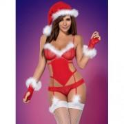 Fantasia Natal Merrily Suit