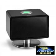 Auna LivingQube alto-falante bluetooth ativo 50W max. preto