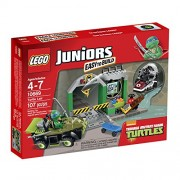 LEGO Juniors Turtle Lair Building Set (10669)