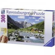 Пъзел 300 части - Австрийски планини - Ravensburger, 7013655