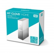 Disco duro externo WD My Cloud Home 2TB escritorio ethernet 1USB3.0 Windows y Mac