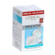 SET LOREAL TRIPLE ACTIVE FRESH DUO DAY - L'Oreal -