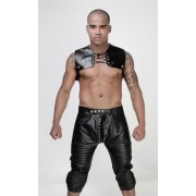 Whip It Leather Football Harness HN7