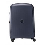ユニセックス DELSEY BELMONT PLUS expandable Trolley キャスター付きバッグ スチールグレー