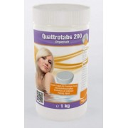 Aquacorrect Quattrotabs 200 1kg kombinált tabletta AS-150061