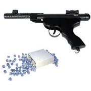 Prijam Air Gun Btpm-007 Model With Mini Telescope Metal Body For Target Practice 100 Pellets Free
