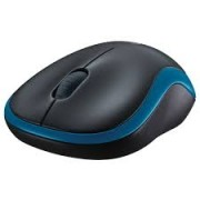 MOUSE LOGITECH M185 WIRELESS MOUSE 910-002239