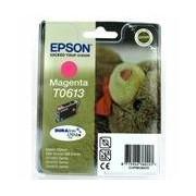 Epson T0613 Cartucho de tinta (Epson T061340) magenta