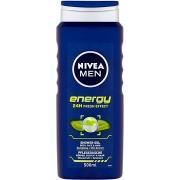 NIVEA MEN Energy férfi tusfürdő 500 ml