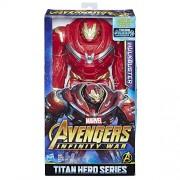 Marvel Infinity War Titan Hero Series - Hulkbuster with Titan Hero Power FX Port