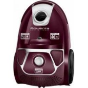 Aspirator cu sac Rowenta Compact Power Car care RO3969EA Tub telescopic din metal Sac Hygiene+ Violet