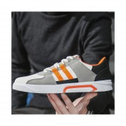 Hombre Zapatos Casual De Correr Fashion-cool--Naranja