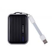 Momax iPower Go mini External Battery 8400mAh - Samsung Power Bank (Classic Black)