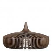 Umage Clava Dine Wood Lampskärm 43 cm Mörk Ek