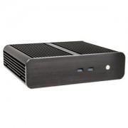Carcasa Akasa Euler S Fanless Thin Mini-ITX OEM Black