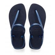Havaianas Slippers Flipflops Flash Urban Blauw