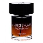 Yves Saint Laurent La Nuit De L´Homme L´Intense eau de parfum 100 ml uomo