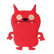 """Uglydoll Ugly Doll Classic Plush Doll 12"""" Dave Darinko Red by Uglydoll"""