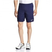 Nike Navy Men/Boy's Polyester Lycra Shorts