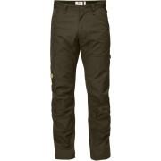 FjallRaven Barents Pro Jeans - Dark Olive - Pantalons Casual 60