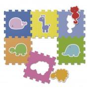 Chicco Gioco Tappeto Puzzle Animali