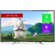 "Televisor LED JVC 32"" Full HD- Negro"