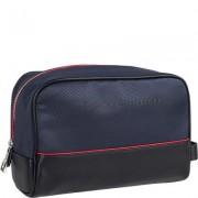 Tommy Hilfiger Taschen/Gepäck Herren, Mikrofaser, blau