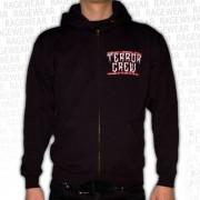 sweat-shirt avec capuche pour hommes Terror - Hardship - RAGEWEAR - 029ZHS043