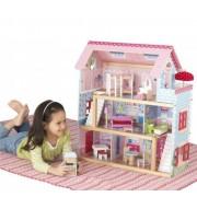 Кукольный домик Открытый коттедж 65054_KE