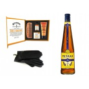 Beard in Style for Men Scottish Fine Cosmetics si Metaxa 5 STARS Collector s Edition
