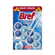 Odorizant wc Bref Power bile Duo Pack Ocean 2 x 50 gr