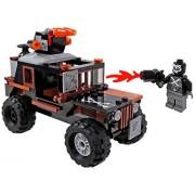 Marvel LEGO Marvel Super Heroes Captain America: Civil War Crossbone with Jeep Minfigures [Loose]