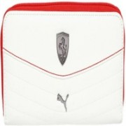 Puma Passport Pouch(White)