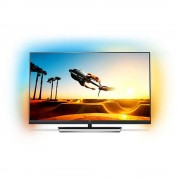 "TV LED, Philips 55"", 55PUS7502/12, Smart, 2200PPI, Micro Dimming Pro, Ambilight 3, DTS Premium Sound, WiFi, UHD 4K"