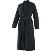 JOOP! Albornoces Mujer Kimono negro Talla 36/38, largo 120 cm 1 Stk.