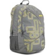 Wildcraft Radon Retro Laptop Backpack(Grey, Yellow)