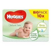 Huggies Toallitas Natural Care Huggies 560 Uds 0m+