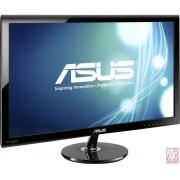 "27"" Asus VS278Q, LED, 16:9, 1920x1080, 1ms, 300cd/m2, 2x2W, VGA/2xHDMI/DP, Black"
