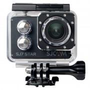 SJCAM SJ7 STAR NATIVE 4K 2.0 pouces écran tactile 16.0MP WiFi caméscope sport avec étui étanche, programme Ambarella A12S75, grand angle 166 degrés, 30m étanche (noir)