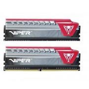Модуль памяти Patriot Memory Viper Elite DDR4 DIMM 2800MHz PC4-22400 CL16 - 32Gb KIT (2x16Gb) PVE432G280C6KRD