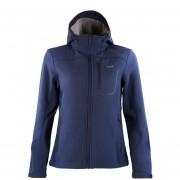 Chaqueta Macaya Softshell Hoody Jacket Azul Marino Lippi