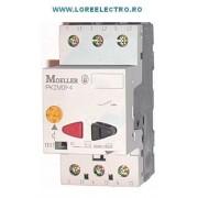 Intrerupator protectie motor PKZM01-4, Moeller, motorstarter 4A disjunctor eaton curent reglaj 1A .. 4A
