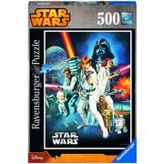 Puzzle Star wars, ep. vi, 500 piese Ravensburger