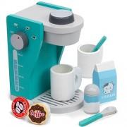 Kids Toy Playset, 9pcs Rise Shine Pod Capsule Coffee Maker Kids Toys Playsets