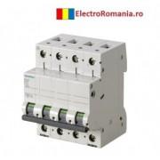 5SL6650-7 Siguranta automata trifazata Siemens 50 A , 3P+N