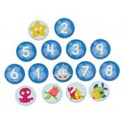 Joc matematic I sea 10 Learning Resources, 90 carduri cu numere, 2 - 4 jucatori, 6 - 10 ani