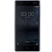 Nokia 3 4g 16gb Dual-Sim Tempered Blue