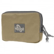 "Maxpedition 5"" x 7"" Zipper Pocket Khaki"